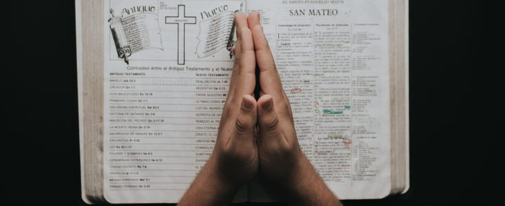 Bible Verses on How to Pray