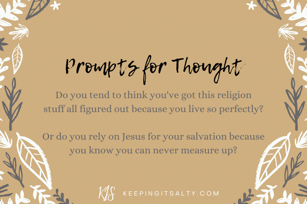 Prompts for thought 1: Problems with religion 4 lessons from The Pilgrim's Progress