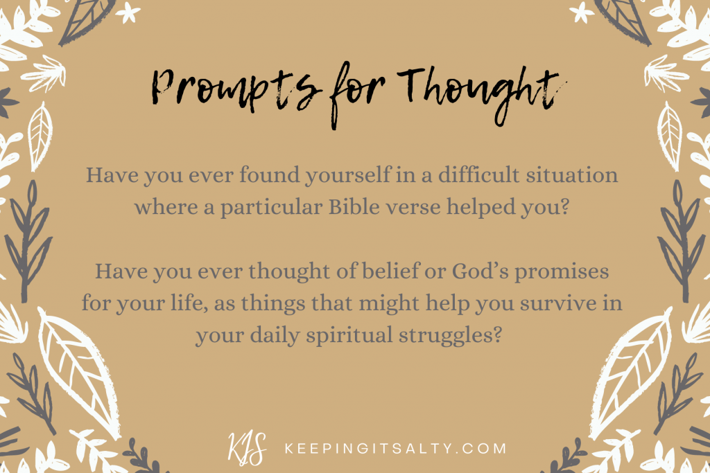 Prompts for thought 2: Problems with religion 4 lessons from The Pilgrim's Progress