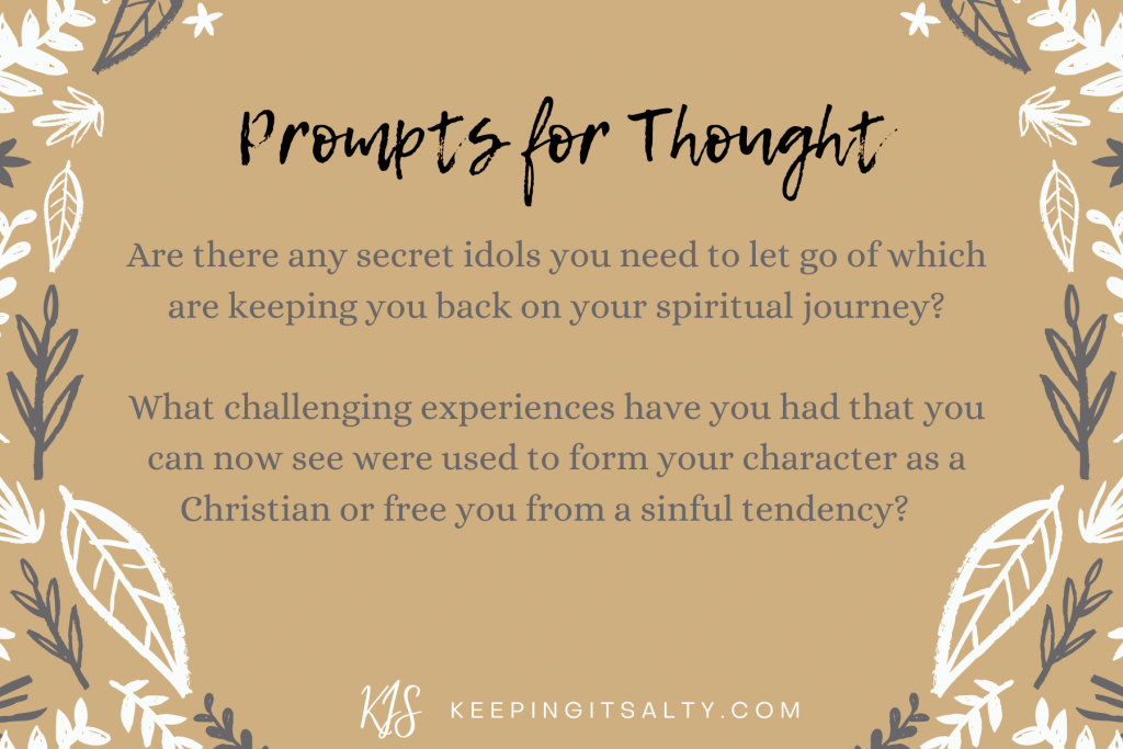 Prompts for thought 3: Problems with religion 4 lessons from The Pilgrim's Progress