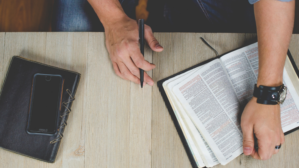 Dealing with hard quesions in the BIble