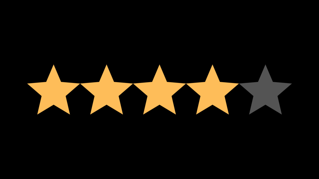 My 4-star rating of 'So you don't want to go to church anymore?'